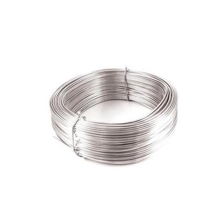 Alambre de Aluminio Rinde 150 Metros Lineales