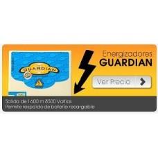 3 kit Guardian + Bateria + Sirena + 50 Avisos Amarillos