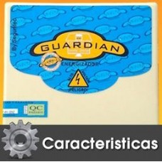 KIT  Guardian + Bateria + Sirena