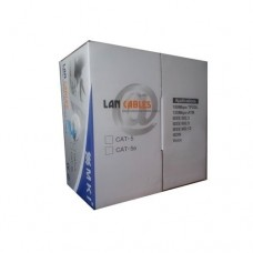 Cable UTP CAT 5E 305mts