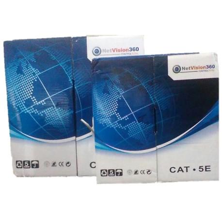 Cable UTP CAT5E - 305 Mts - Oferta del Mes