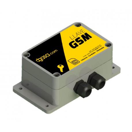 LLave GSM - SMS y Alarma Vecinal