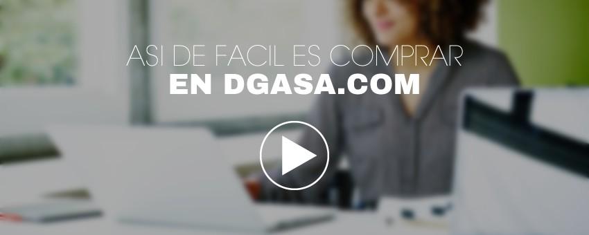 Como Comprar en Dgasa.com