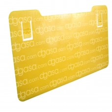OFERTA Avisos Amarillos 100 Unidades