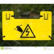 Avisos Cerco Electrico